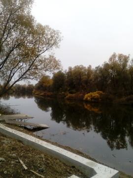 Продается земельный участок 5 соток с выходом на реку