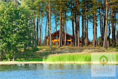 Громово, озеро Суходольское, 84 сотки + коттедж 280 м/кв.