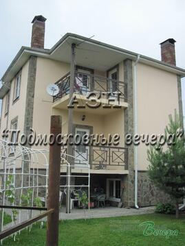 Дмитровское ш. 6 км от МКАД, Грибки, Коттедж 183 кв. м