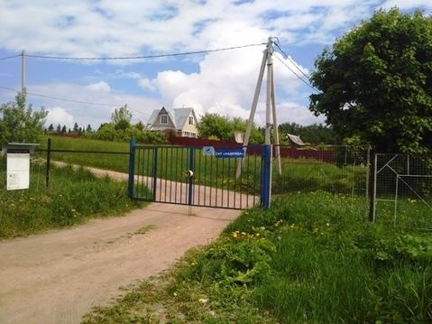 Участок 10 соток в СНТ вбл. с. Покровское, Рузский городской округ