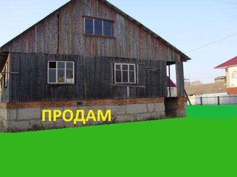 Земля 15 сот с фундаментом под крышей