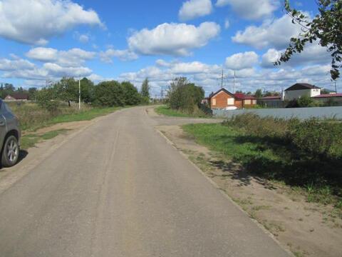 Участок в д. Легково, 120 км от МКАД