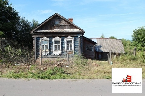 Дом в деревне Суханово