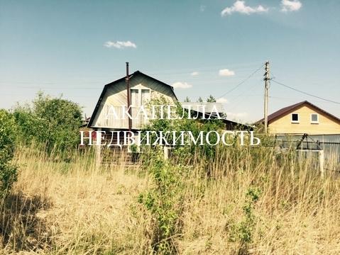 Земельный участок в д. Зенькино.