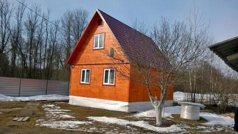 Продается дом 76 кв.м, участок 8 сот. , Волоколамское ш, 55 км. от .