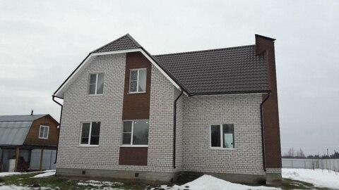Продаётся дом 180 кв.м. на з/у 30 соток в с.Ильинское Кимрского района