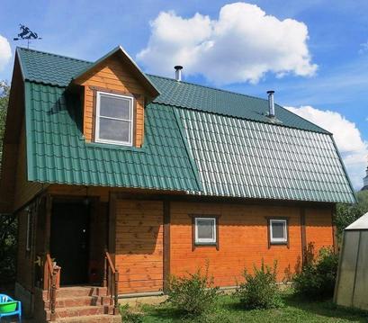 Продается 3х-этажная дача 150 кв.м. на участке 24 сотки, д.Могутово