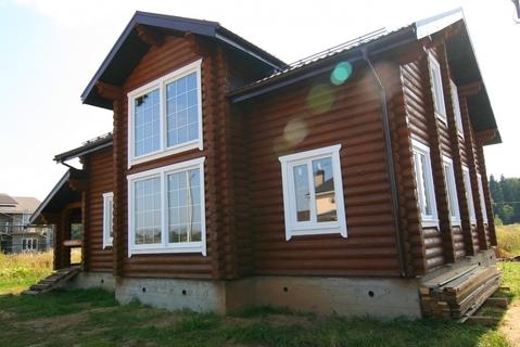 Дом 207 кв.м, Участок 12 сот. , Пятницкое ш, 42 км. от МКАД.