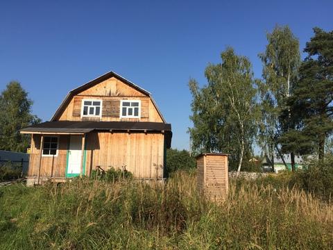 Продам дом 95м2/12с в с. Ситне-Щелканово, Ступинского р-на