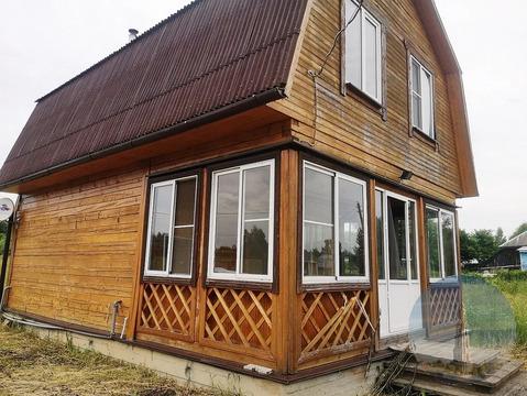 957. Фенино. Дом 108 м2 с участком 40 соток у реки Сабля.