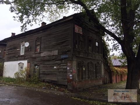 Продам 1/2 часть ветхого дома в центре Саратова