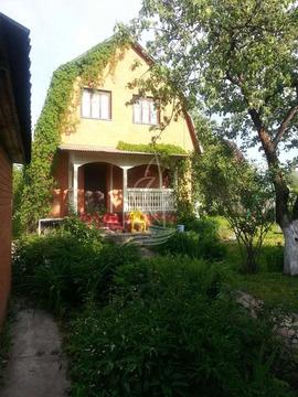Дом кирп. 197 м2, в деревне Бородино.