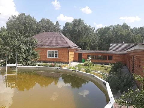 Продаю коттедж в Кургане, Кетовский район, со Русь