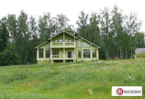 Коттедж 480м2, участок 35 соток, в окружении хвойного леса. Москва.