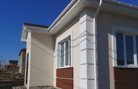 Продам одноэтажный новый дом с.Мирное, Симферопольский