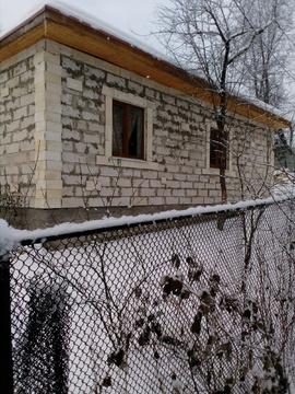 Дом 120 кв.м, СНТ Родники д.Санниково Истринск.р-на