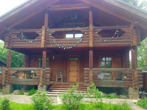 Продается дом из лиственницы 230м2 на участке 9,5 соток в Кратово