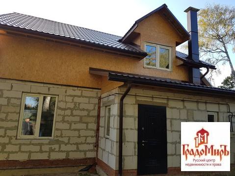 Дом в поселке Деденево