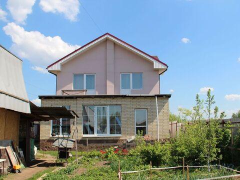 Продается уютный дом площадью 170 кв.м. в жилой деревне.