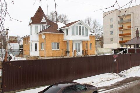 Продаю дом, 11,6 сотки на первой линии р. Волга в самом центре города