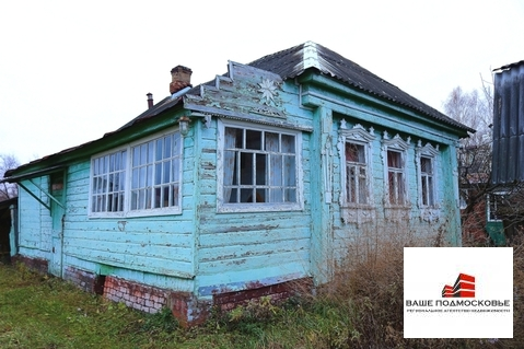 Дом в деревне Клеменово на Учительском переулке